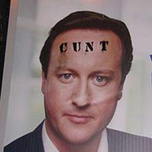 David Cameron's new tattoo