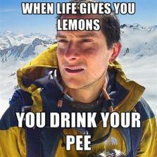When lifes gives you lemons