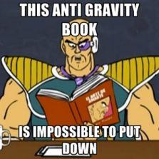Anti gravity book