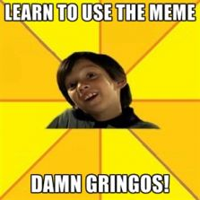 Learn to use the meme