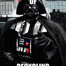 I find your lack of recycling disturbing