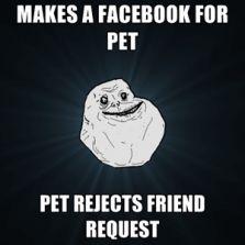 Facebook for pet