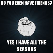 Have friends