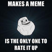 Makes a meme