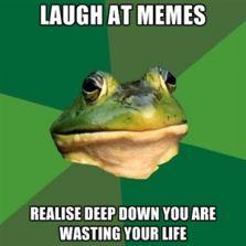 Laugh at memes