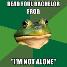 Read Foul Bachelor Frog