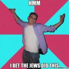 Jews did this