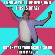 Your dishes