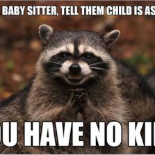Hire baby sitter