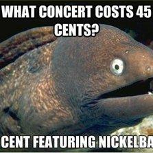 45 cent concert