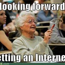 Well elderly study video