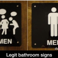 Bathroom Sign Meme featured images | page 4341 | memes