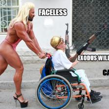 Exodus Williams Faceless