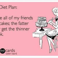 Secret diet plan