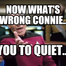 692547 annoyed piccard hilarious pictures with captions,Connie Meme