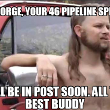 731511 almost politically correct redneck hilarious pictures with captions,Pipeline Meme