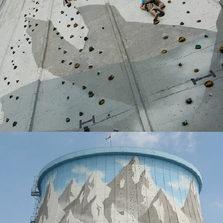 Magnificent Climbing Wall