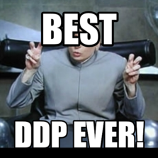 BEST DDP EVER!