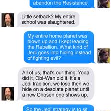 Jedi strategy