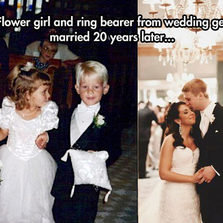 Married 20 years later...