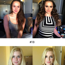 23 Before-And-After pics reveal the true power of makeup