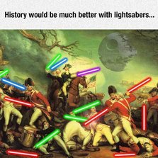 History would be much better