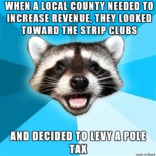 When a local county needed to...