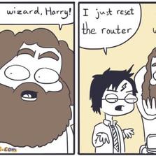 Yer a Wizard