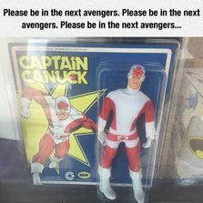 We Need This Hero