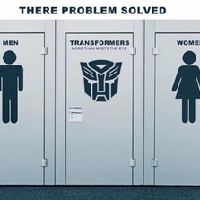 There problem solved
